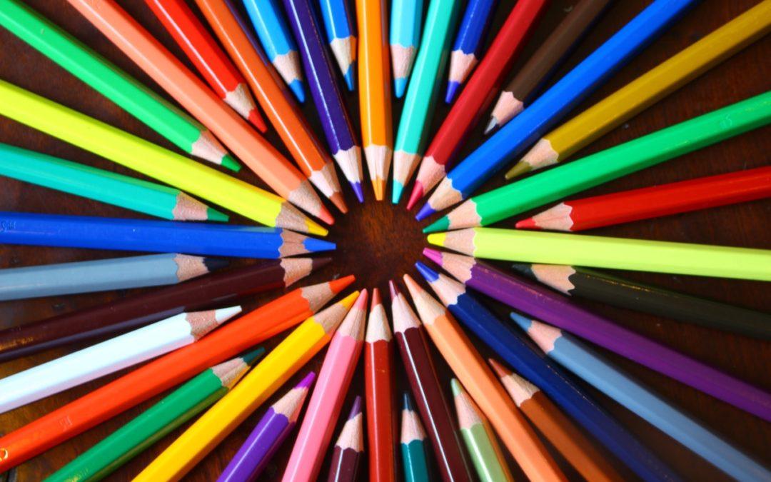 日本人のための基礎英語表現~色を使った表現~